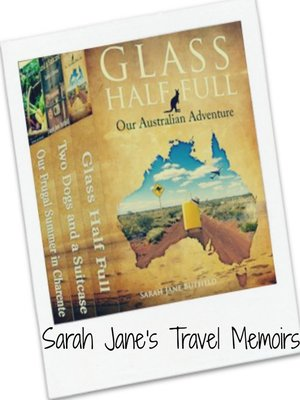 cover image of Sarah Jane's Travel Memoirs Series Boxset