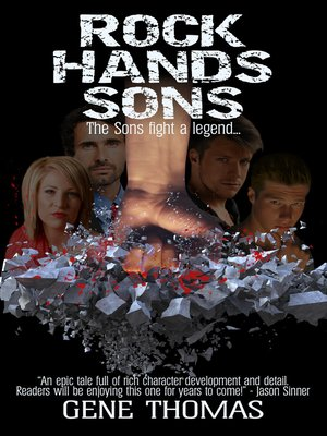 cover image of Rock Hands' Sons