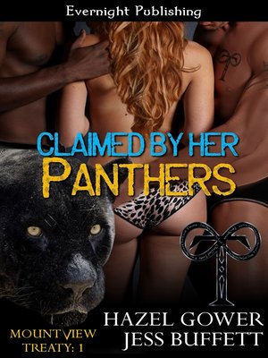 cover image of Claimed by Her Panthers