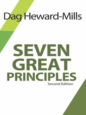 cover image of Seven Great Principles ()