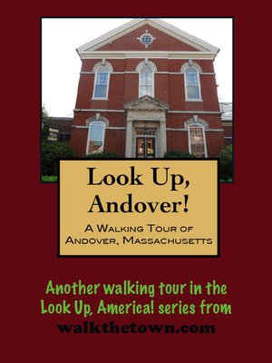 cover image of A Walking Tour of Andover, Massachusetts