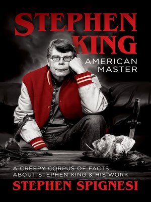 cover image of Stephen King, American Master