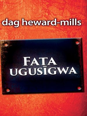 cover image of Fata Ugusīgwa