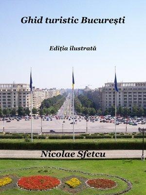 cover image of Ghid turistic București