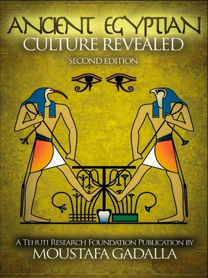 cover image of The Ancient Egyptian Culture Revealed