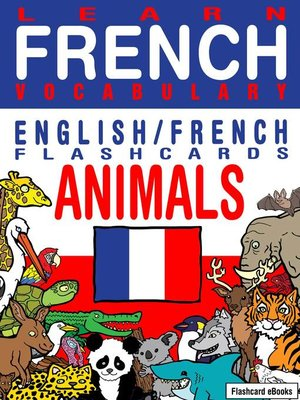 cover image of Learn French Vocabulary