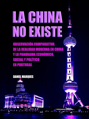 cover image of La China No Existe