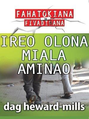 cover image of Ireo Olona Miala Aminao