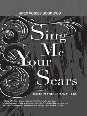 cover image of Sing Me Your Scars