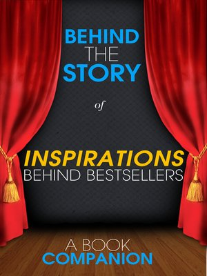 cover image of Inspirations Behind Bestsellers