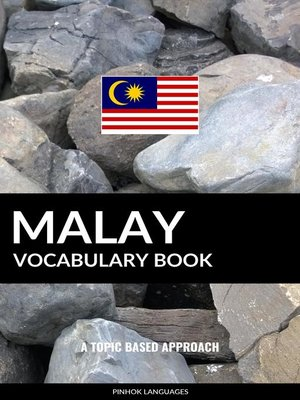 cover image of Malay Vocabulary Book