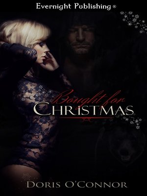 cover image of Bought for Christmas