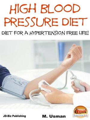 cover image of High Blood Pressure Diet