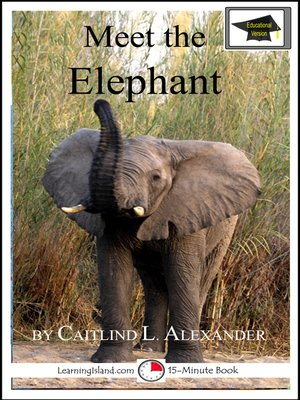 cover image of Meet the Elephant