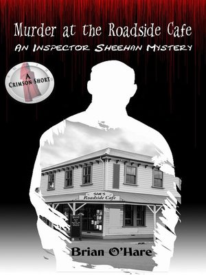 cover image of Murder at the Roadside Cafe