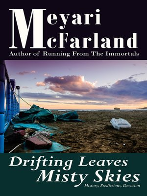 cover image of Drifting Leaves, Misty Skies