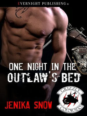 cover image of One Night in the Outlaw's Bed