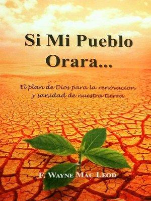cover image of Si Mi Pueblo Orara...