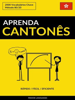 cover image of Aprenda Cantonês