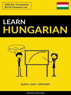 cover image of Learn Hungarian
