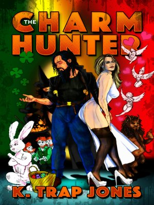 cover image of The Charm Hunter