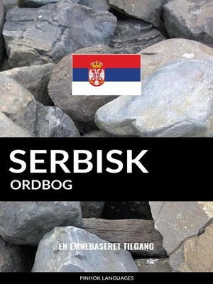 cover image of Serbisk ordbog