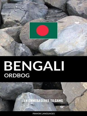 cover image of Bengali ordbog