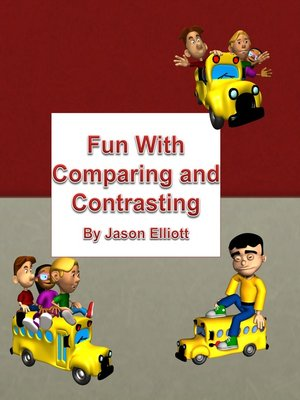 cover image of Fun With Compare and Contrast
