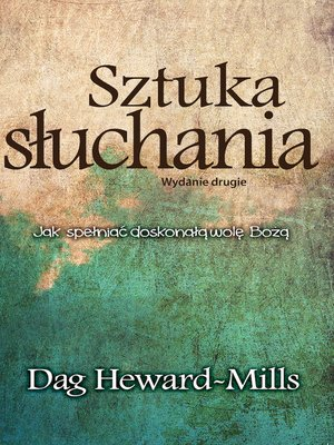 cover image of Sztuka Słuchania