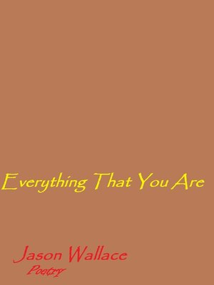 cover image of Everything That You Are