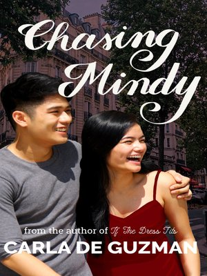 cover image of Chasing Mindy