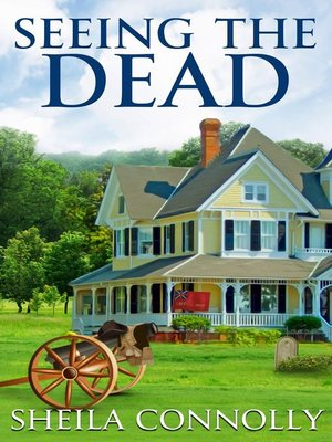 cover image of Seeing the Dead
