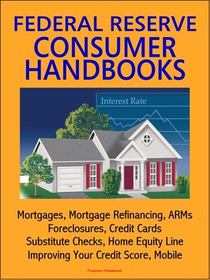 cover image of Federal Reserve Consumer Handbooks