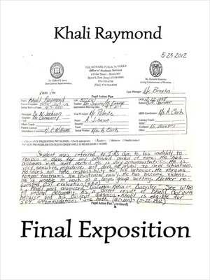 cover image of Final Exposition