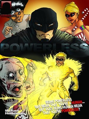 "cover image of ""Powerless"""
