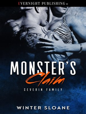 cover image of Monster's Claim