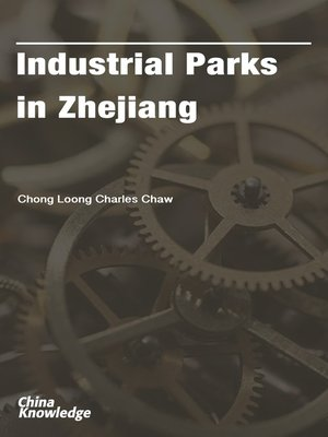 cover image of Industrial Parks in Zhejiang