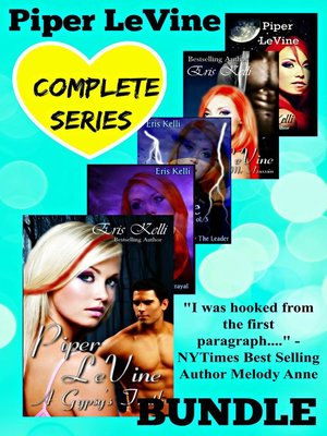 cover image of Piper LeVine Complete Series Bundle