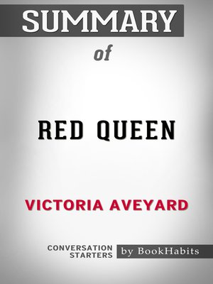 cover image of Summary of Red Queen by Victoria Aveyard / Conversation Starters