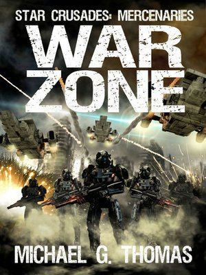 cover image of War Zone (Star Crusades