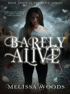 cover image of Barely Alilve