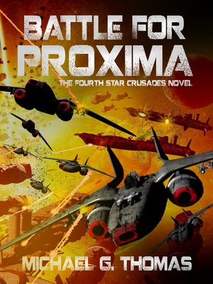 cover image of Battle for Proxima (Star Crusades Uprising, Book 4)
