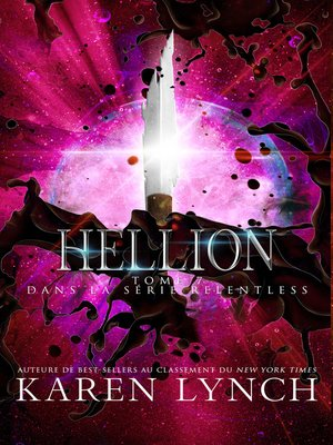 cover image of Hellion (French)