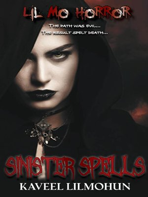cover image of Sinister Spells