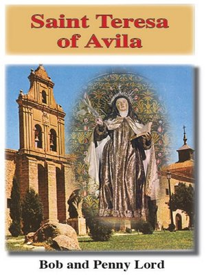 cover image of Saint Teresa of Avila