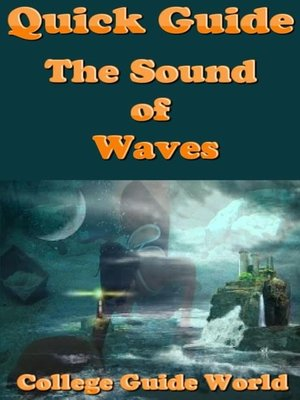 cover image of The Sound of Waves