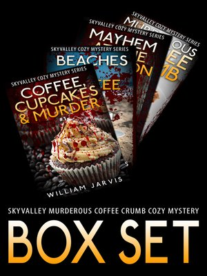 cover image of Skyvalley Murderous Coffee Crumb Cozy Mystery Box Set