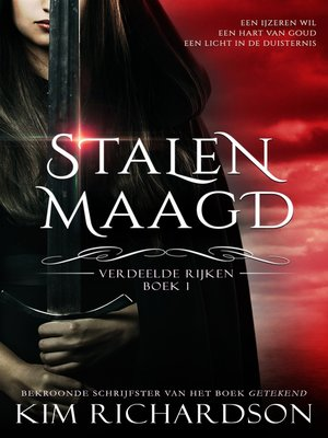 cover image of Stalen Maagd