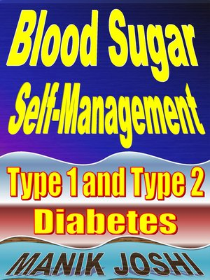 cover image of Blood Sugar Self-management
