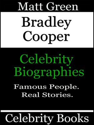 cover image of Bradley Cooper